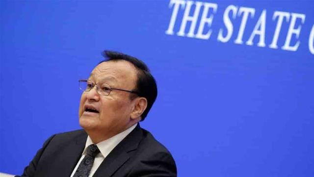 """ผู้ว่าท้องถิ่นจีนชี้ """"กฎหมายซินเจียง"""" ของสหรัฐฯ ขัดกฎหมายระหว่างประเทศ"""