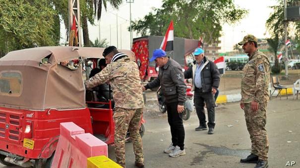 In Clip: จรวดเข้าโจมตีฐานทัพอิรักที่มีกองกำลังสหรัฐฯอยู่ด้านใน บาดเจ็บ 6