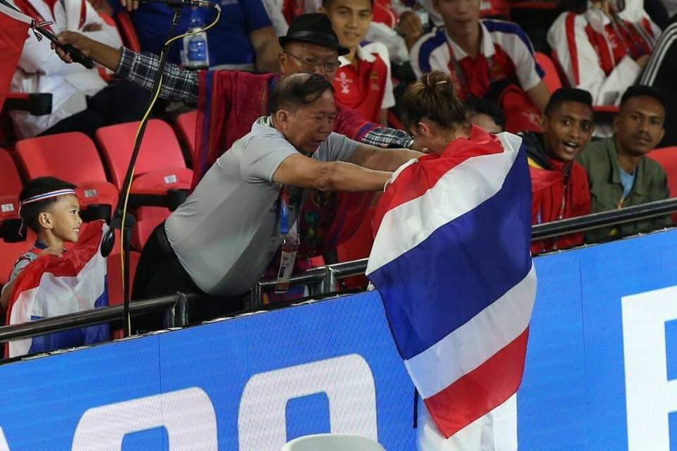 เทนนิส เศร้า! เสียคุณยายก่อนคว้าทอง พร้อมเดินหน้าลุยโอลิมปิกต่อ