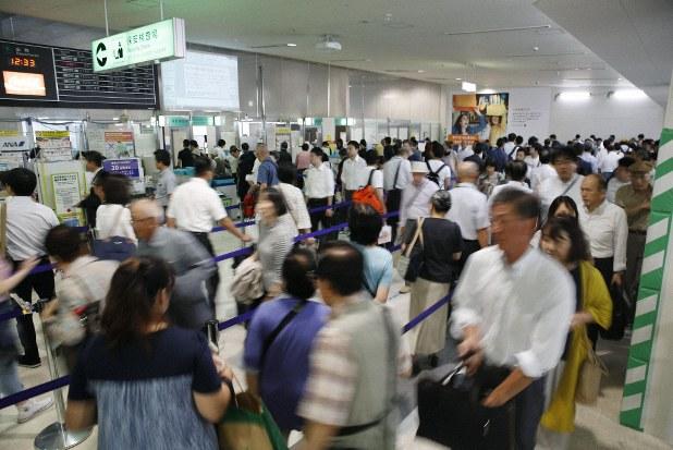 เจ้าหน้าที่สะเพร่า! ตรวจเจอมีดแต่คืนให้ผู้โดยสารที่สนามบินโอซากา