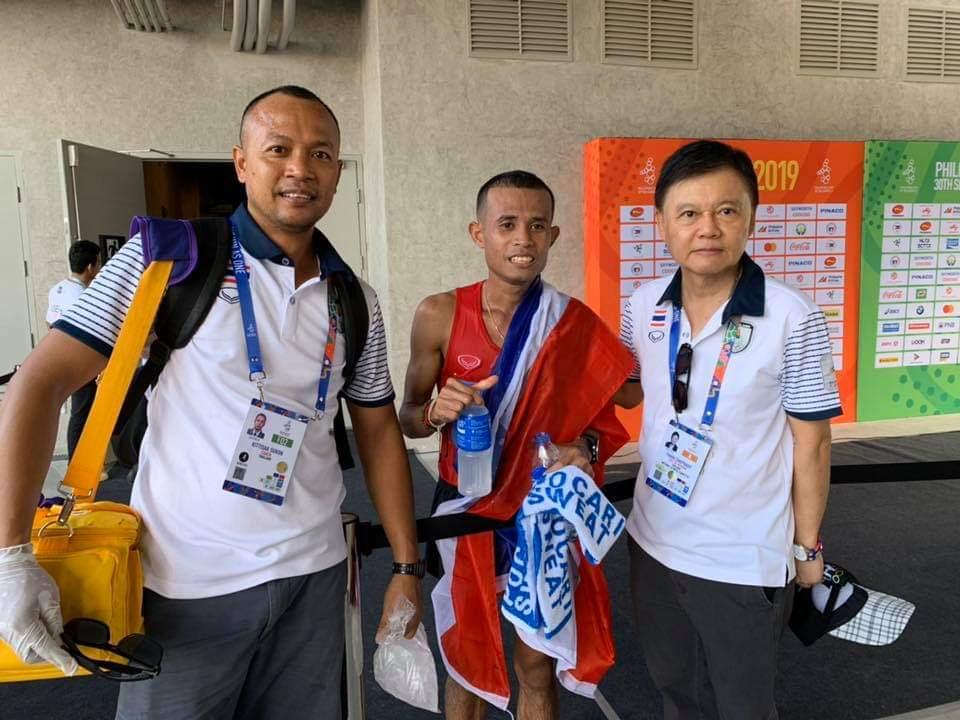 """""""บิ๊กต้อม"""" รับกีฬาสากลเป็นรองเวียดนาม ต้องรีบแก้ก่อนลุยซีเกมส์ครั้งหน้า"""
