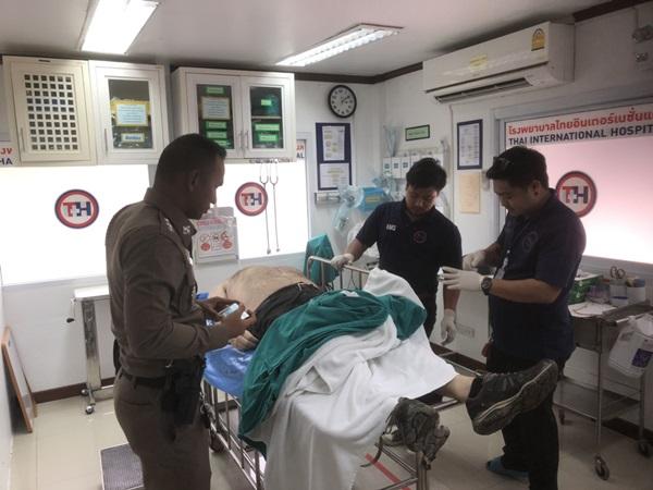 สลด! หนุ่มอังกฤษโรคประจำตัวกำเริบ วูบหายใจติดขัด เสียชีวิตอนาถขณะมาเที่ยวเกาะสมุย