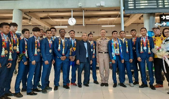 กำปั้นไทยกลับถึงบ้าน ฟิตต่อเนื่องเก็บตัวยาวคัดโอลิมปิก