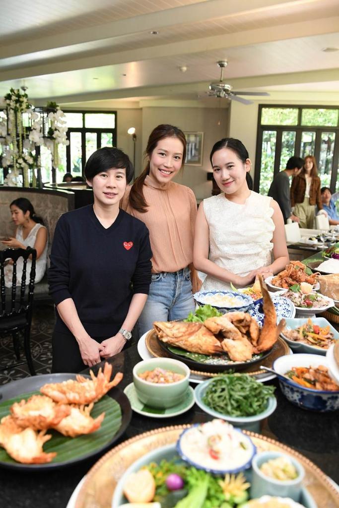3 เซเลบสาว ชิมอาหารไทยระดับตำนาน