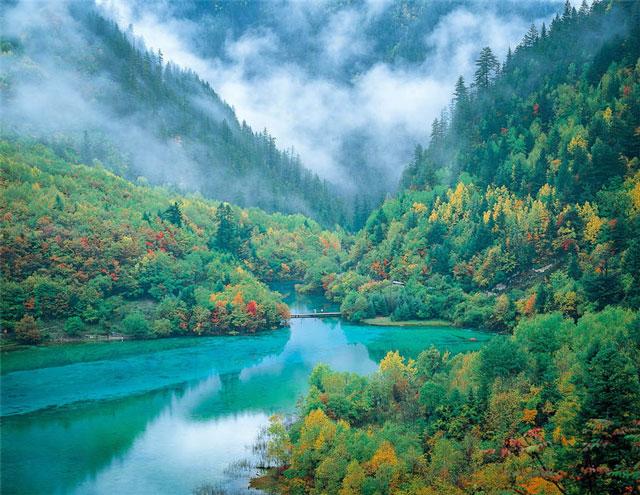 (ชมภาพ) 10 สถานที่แห่งมนต์เสน่ห์ ช่างถ่ายภาพในจีน