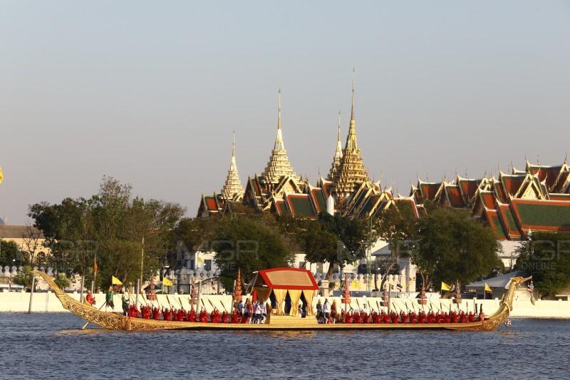 กาพย์เห่เรือเฉลิมพระเกียรติ เนื่องในพระราชพิธีบรมราชาภิเษก 2562