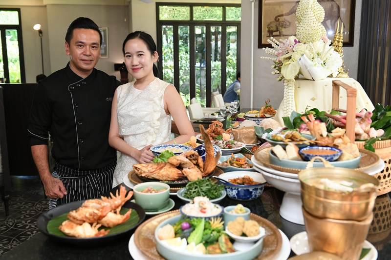 คนดังพาชิม The Miss Siam Legend ตำนานอันทรงคุณค่าแห่งอาหารไทย