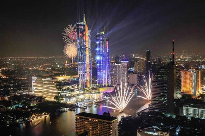 ประเทศไทยฮอตฮิต ติดอันดับเมืองยอดนิยมฉลองเคานต์ดาวน์มากที่สุดในเอเชียแปซิฟิก