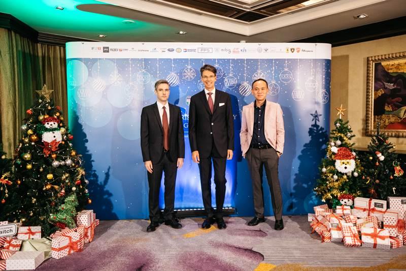 """หอการค้าไทย-อิตาเลียน จัดงาน """"Christmas Charity Gala Dinner"""" ครั้งที่ 10"""