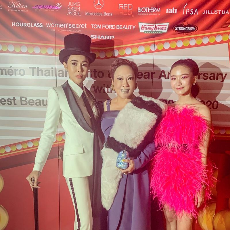Numéro ฉลองก้าวเข้าสู่ปีที่ 8 พร้อมประกาศรางวัล Best Beauty Brand Awards