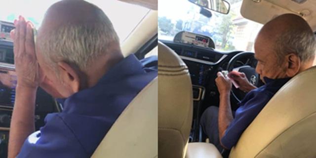 สาวเห็นใจลุงขับแท็กซี่! หลังเล่าเรื่องราวชีวิตให้ฟัง ทำชาวเน็ตซึ้งน้ำตาไหล (ชมคลิป)