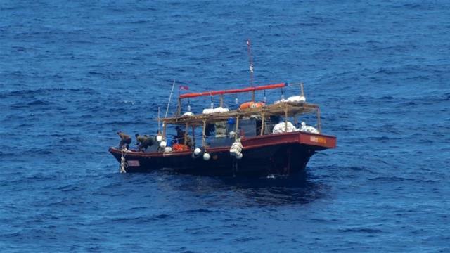 """ญี่ปุ่นจี้รัสเซียปล่อย """"ลูกเรือประมง"""" ทันที หลังถูกจับใกล้หมู่เกาะพิพาท"""