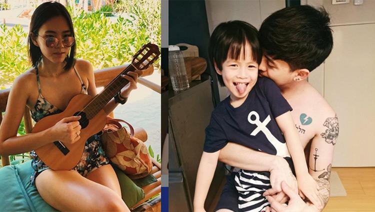 """วันที่ไม่ต้องเดินเข้าป่า นักร้องหนุ่หล่อ """"แม็กซ์ เจนมานะ"""" เปิดตัวครอบครัว หวังกล้าใช้ชีวิตมากขึ้น"""