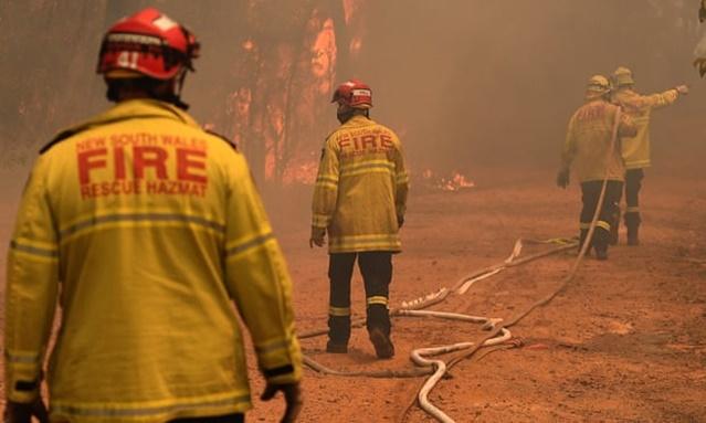 "In Clip: ไฟป่าออสเตรเลียอันตรายมากขึ้นหลัง ""แดนจิงโจ้"" เจอวันที่ร้อนที่สุดแตะ 40.9 องศา"