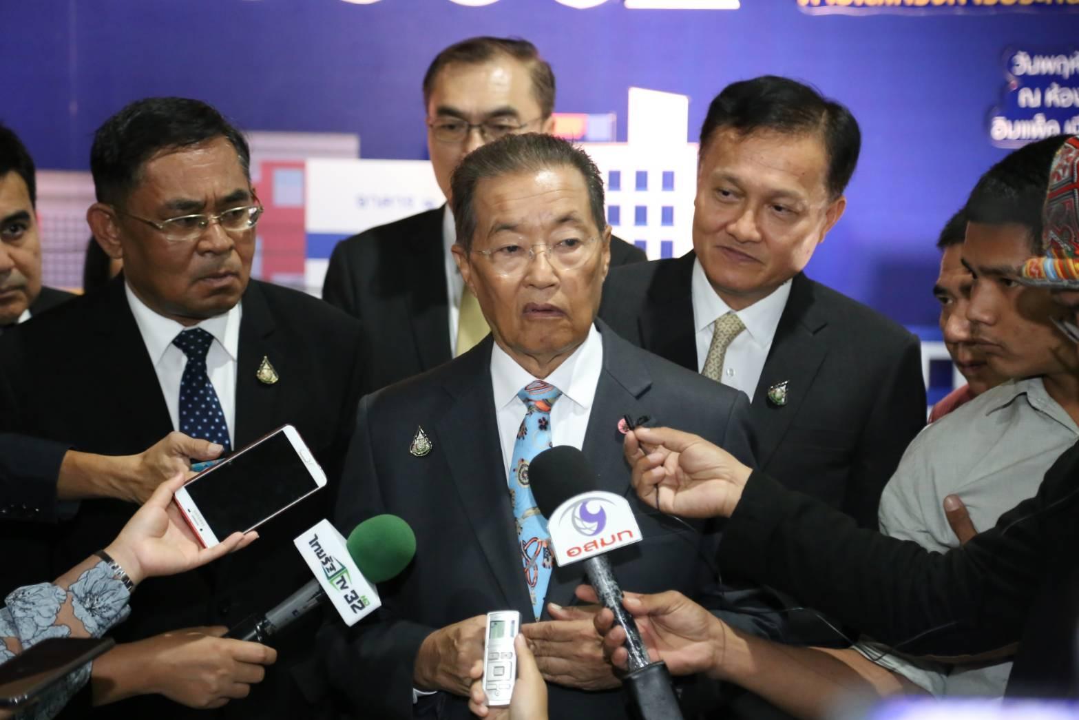 """""""หม่อมเต่า"""" ลุยแคมเปญประกันสังคมทั่วไทย ดึงแรงงานอิสระเข้าระบบ สร้างความคุ้มครอง"""