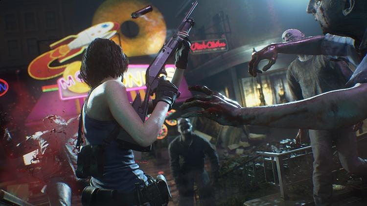 """แคปคอม ยันไม่เลื่อนขาย """"Resident Evil 3"""" เน้นแอ็คชั่นมากขึ้น"""