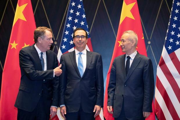 สหรัฐฯเชื่อมั่นจะลงนามในข้อตกลงการค้าเฟส1กับจีนต้นเดือนหน้า