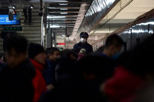 ปักกิ่งเริ่มใช้รถไฟฟ้าใต้ดินอัตโนมัติแบบเต็มรูปแบบ ดูแลตนเองทั้งระบบ (แฟ้มภาพเอเอฟพี)
