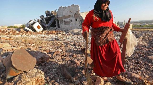 รบ.ซีเรีย-รัสเซียทิ้งบอมบ์พื้นที่กบฏซีเรีย ทำพลเรือนตาย 12 ชีวิต