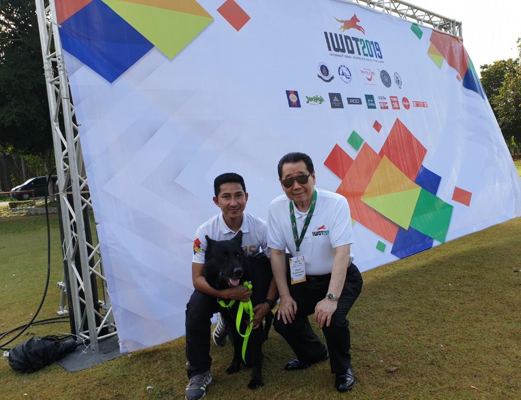"""การแข่งขันสุนัขใช้งานระดับโลก """"International Working Dog Thailand 2019"""" ครั้งแรกของประเทศไทย"""
