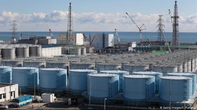"""ญี่ปุ่นผุดแผนปล่อย """"น้ำกัมมันตรังสี"""" ในโรงไฟฟ้าฟุกุชิมะลงสู่ธรรมชาติ"""