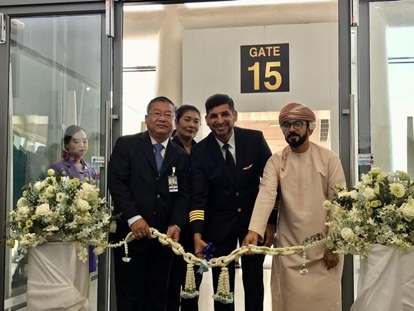 สายการบิน Salam Air บินตรงจากมัสกัตสู่ภูเก็ตแล้ว สัปดาห์ละ 3 เที่ยวบิน