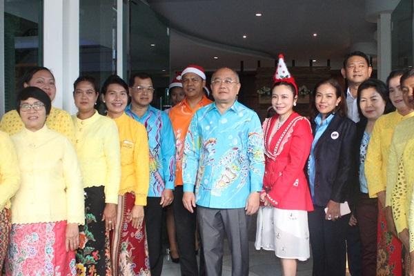 เสวนาสภากาแฟยามเช้าสัญจรผู้ว่าขับเคลื่อนภูเก็ต : เมืองนี้ที่ฉันรัก : We love Phuket