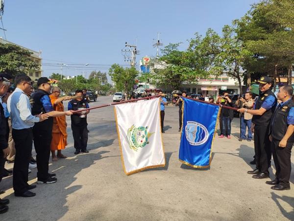 เพชรบุรี เปิดศูนย์อำนวยความสะดวกฯ แก่นักท่องเที่ยวช่วงเทศกาลปีใหม่ 2563