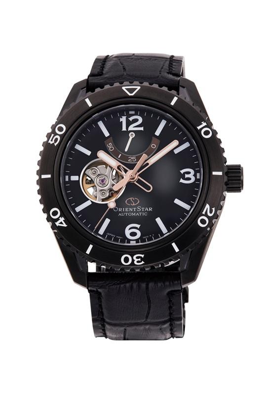 โอเรียนท์ สตาร์ (Orient Star) กับนาฬิกาแบบ Semi Skeleton รุ่น RE-AT01 มี 5 แบบ สายหนังและสายเหล็ก หน้าปัดเล่นระดับแบบ 2 ชั้น และเข็มนาฬิกาเรืองแสง พิเศษกับรุ่น Black Edition ที่มาในแบบตัวเรือน PVD พร้อมกับสายหนังแท้สีดำ ผลิตเพียง 700 เรือน