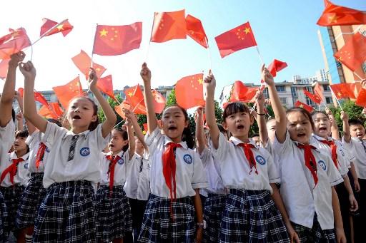 ปัจจุบัน ทั่วโลกมีนักเรียนจีนศึกษาในต่างประเทศและนักเรียนต่างชาติที่มีเชื้อสายจีนกว่า 60 ล้านคน (แฟ้มภาพเอเอฟพี)