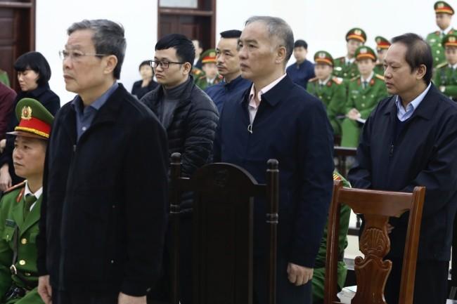 ศาลเวียดนามสั่งจำคุกตลอดชีวิตอดีตรัฐมนตรีรับสินบน
