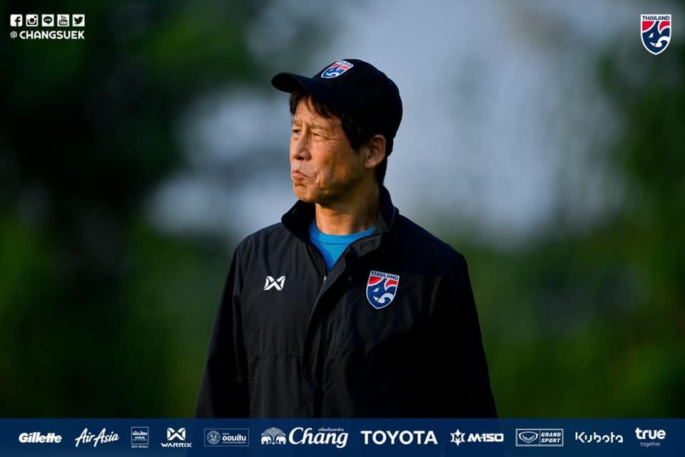 """""""นิชิโนะ"""" รับ """"ช้างศึก"""" กดดันศึก U23 ชิงแชมป์เอเชีย"""