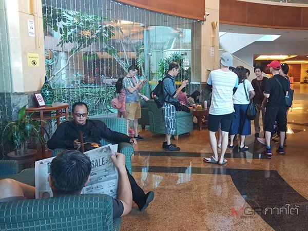 เบตงคึกคักชาวมาเลย์-สิงคโปร์ เดินทางเข้ามาท่องเที่ยวแน่นในช่วงส่งท้ายปีเก่า