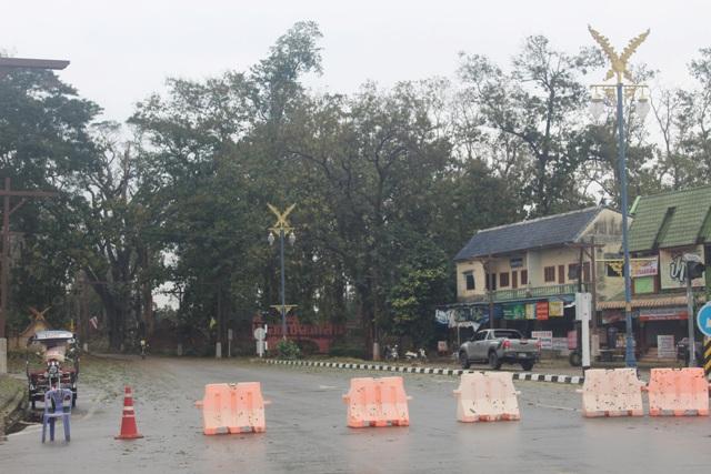 เชียงแสนปิดเมืองซ่อมใหญ่ หลังพายุลูกเห็บถล่มเสาไฟล้มกว่า 100 ต้น-ไม้ใหญ่โค่นระนาว