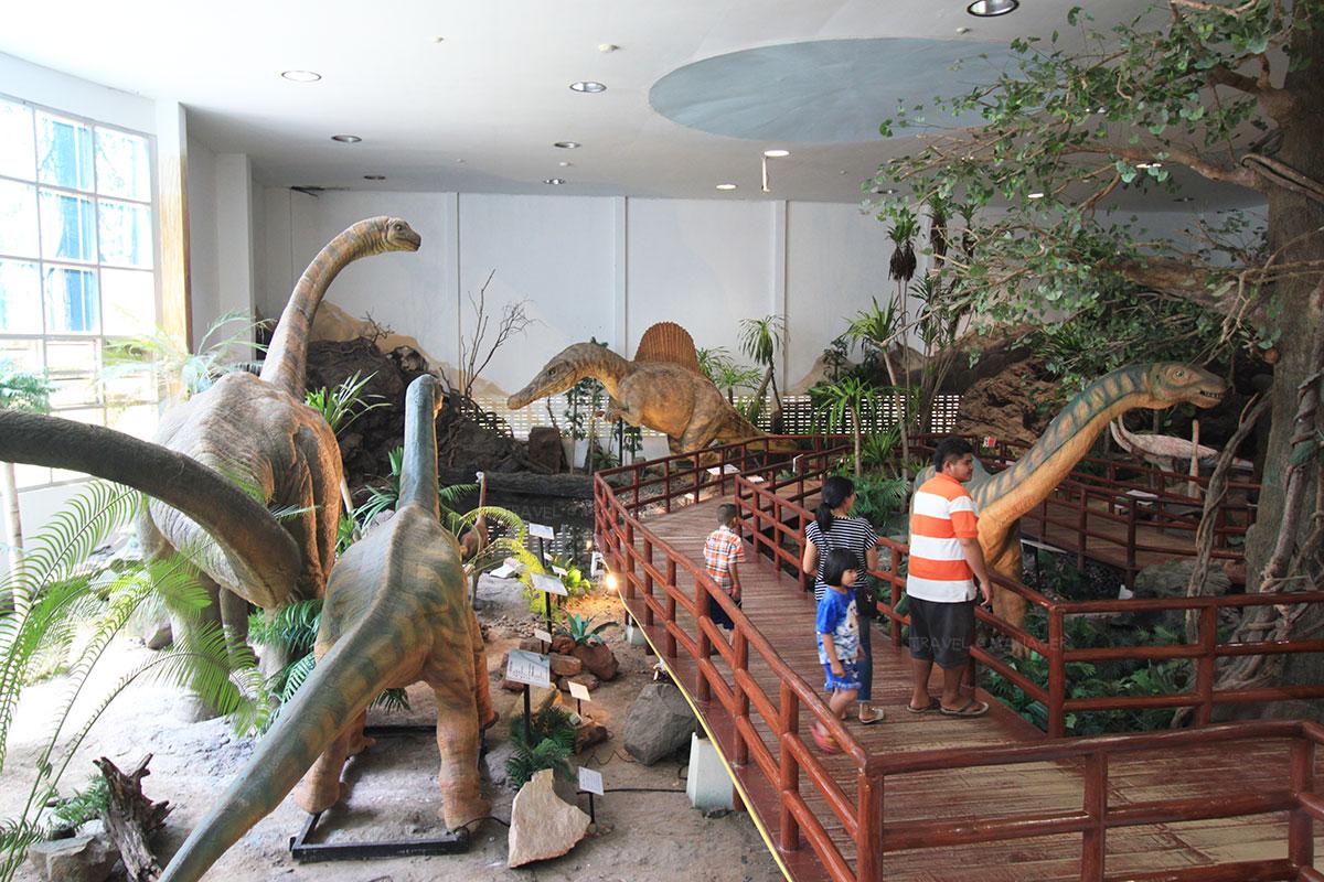 """ตะลุยโลกล้านปีที่ """"พิพิธภัณฑ์ไดโนเสาร์ภูเวียง"""" สนุกได้ทุกเพศทุกวัย"""