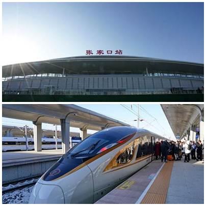 จีนเปิดเส้นทางรถไฟความเร็วสูงเพิ่มกว่า 10  สาย ในวันสุดท้ายของปี 2019
