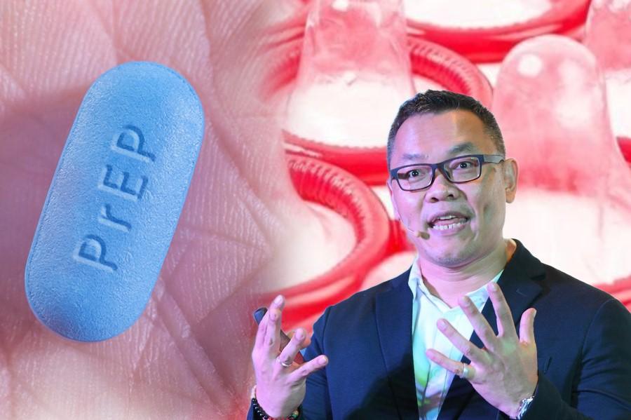 """เตือนกิน """"ยาเพร็พ-ยาคุม"""" ไม่ใช้ """"ถุงยาง"""" เสี่ยงโรคทางเพศ อึ้ง!! วัยรุ่นติดเพิ่ม 3 เท่า"""