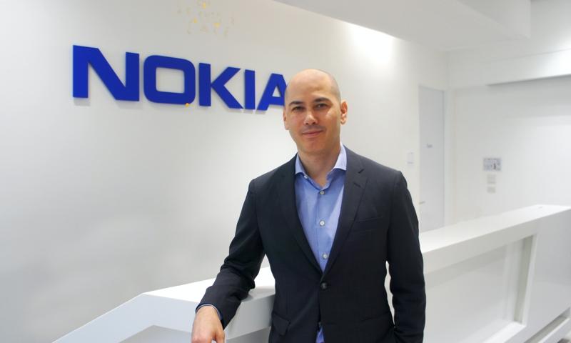 """""""โนเกีย"""" เปลี่ยน ผู้อำนวยการ ลุยตลาด 5G ไทย"""