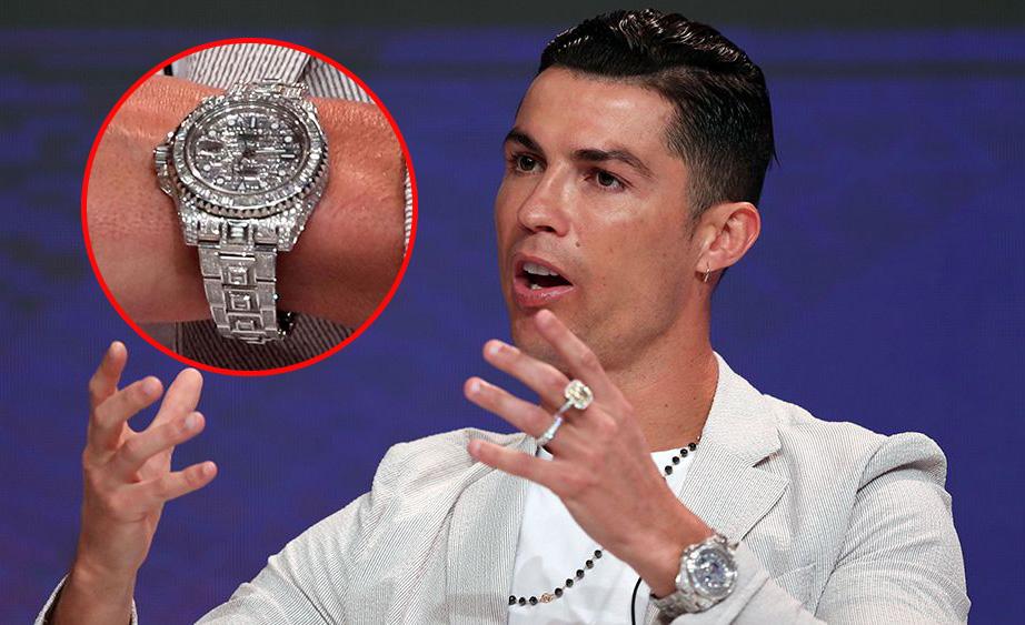 """สมฐานะ!! ยลนาฬิกา Rolex แพงที่สุดในโลกบนข้อมือ """"พี่โด้"""""""