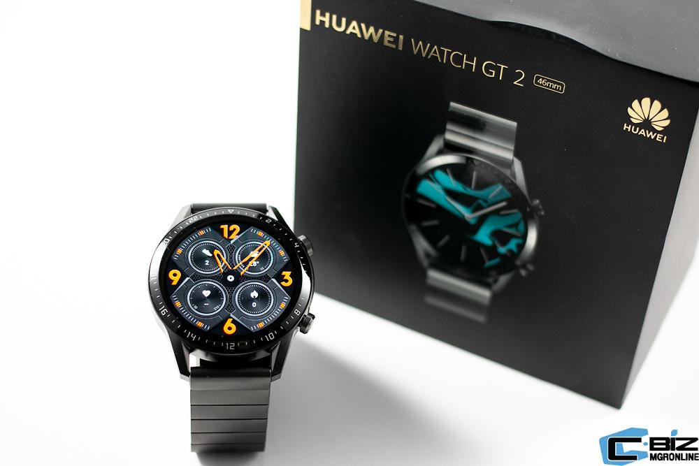 Review : Huawei Watch GT 2 เด่นเรื่องเก็บข้อมูลสุขภาพ และแบตอึด