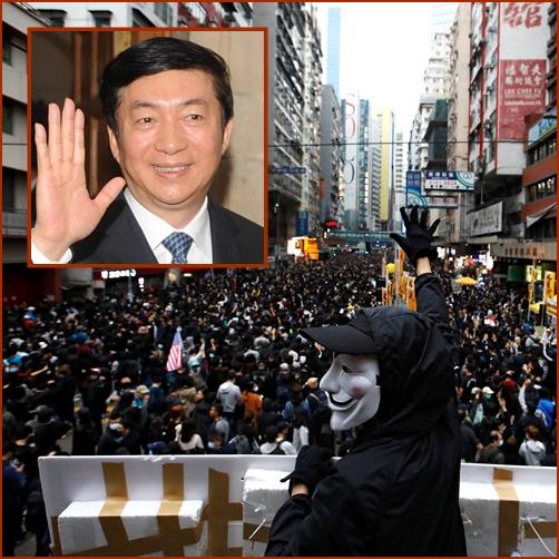InClip:จีนสั่งเปลี่ยนตัวฟ้าผ่าหัวหน้าสนง.ผู้ประสานงานปักกิ่งประจำฮ่องกง
