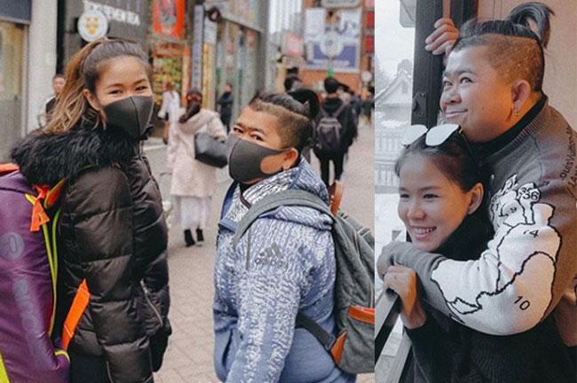 """""""โก๊ะตี๋"""" ควงหวานใจ """"น้องกวาง"""" เที่ยวญี่ปุ่น พร้อมสัญญาจะซื่อสัตย์ในทุกๆวัน"""