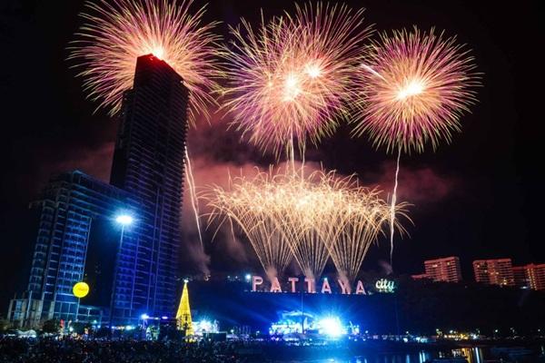 """MONO29 PATTAYA COUNTDOWN 2020"" ทุบสถิติงานเคาท์ดาวน์ในไทย!!!"