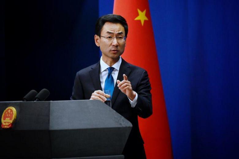จีนจวกสหรัฐฯ ใช้กำลังเพิ่มความตึงเครียดในตะวันออกกลาง วอนทุกฝ่ายใจเย็น