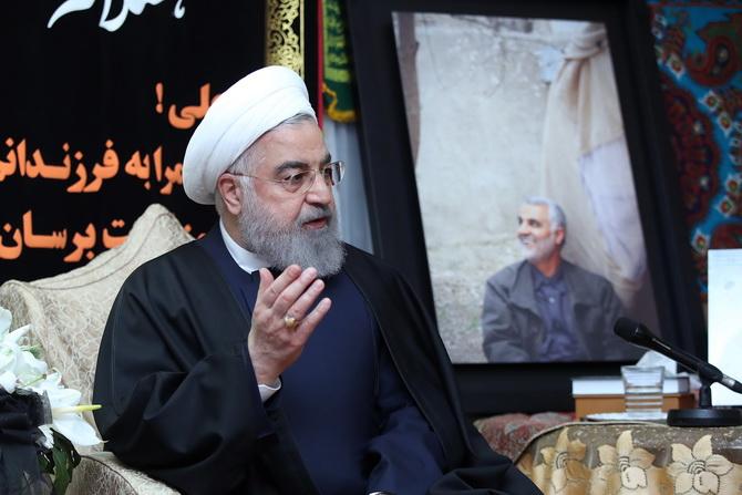 ปธน.อิหร่านเตือนผู้นำสหรัฐฯอย่าริอาจข่มขู่ หลังทรัมป์เผยล็อคเป้าถล่ม52จุด