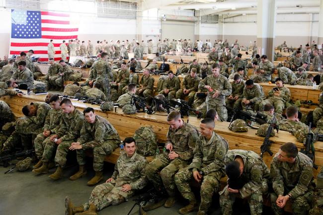ไล่ก็ไม่ไป!สหรัฐฯปัดข่าวเตรียมถอนทหารจากอิรัก หลังรัฐสภาแบกแดดลงมติตะเพิดพ้นประเทศ