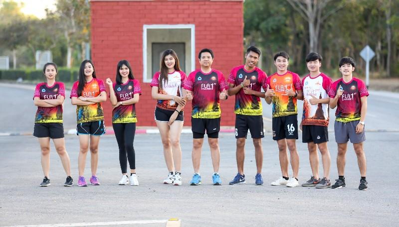 สมาคมผู้สื่อข่าวกีฬาแห่งประเทศไทย จับมือ ม.กาฬสินธุ์ ร่วม เดิน - วิ่ง ให้ทุนเด็กขาดแคลน