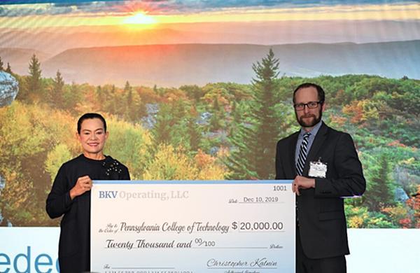 บ้านปูฯ มอบทุนแก่ Pennsylvania College of Technology  ส่งเสริมความร่วมมือในการพัฒนาเทคโนโลยีผลิตก๊าซธรรมชาติในสหรัฐฯ