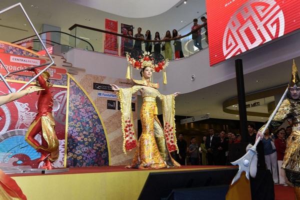 """""""เซ็นทรัล รีเทล"""" เปิดแคมเปญสุดยิ่งใหญ่  """"Happy Chinese New Year 2020 ต้อนรับปีหนูทอง ฉลองแด่นักช็อป"""""""
