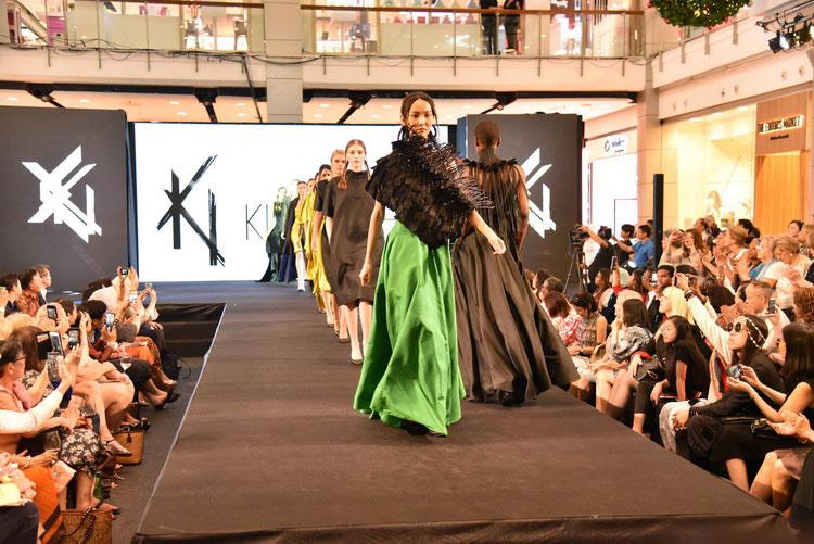 ดีไซเนอร์นิวซีแลนด์ ออกแบบผ้าไทยสไตล์เมารี ร่วมโชว์แฟชั่นวีค ผ้าไหมไทยนานาชาติ